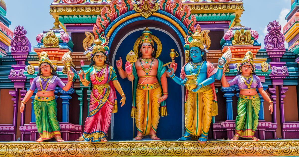The Hindu festival of Holi