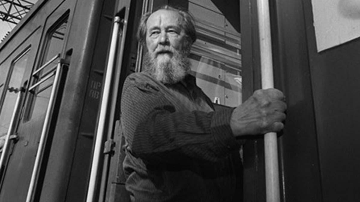 When Solzhenitsyn Stunned Harvard
